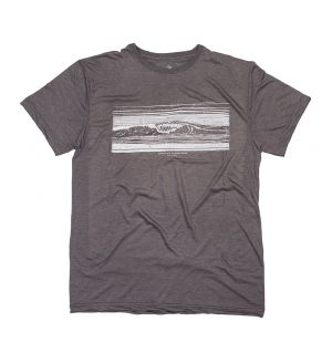 T-Shirt Short Sleeve  GRAY
