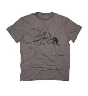 T-Shirt Short Sleeve  GRAY