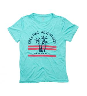 T-Shirt Short Sleeve Junio  AQUAMARINE
