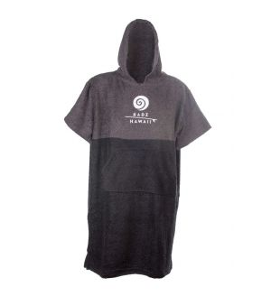 Dry Towel Adult Black / Gray
