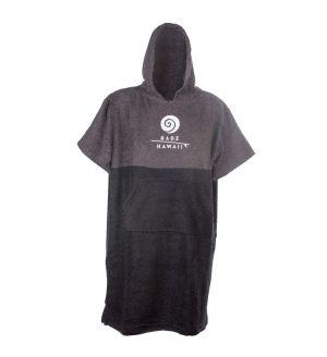 Dry Towel Adult Black / Gray
