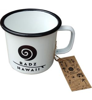 TAZA RADZ HAWAII LOGO