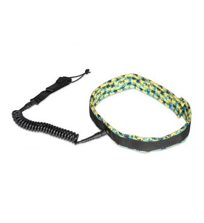 Leash Radz Hawaii Coil Waist 7' / 7mm