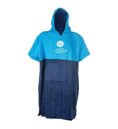 DRY TOWEL ADULT LIGHT BLUE / DARK BLUE