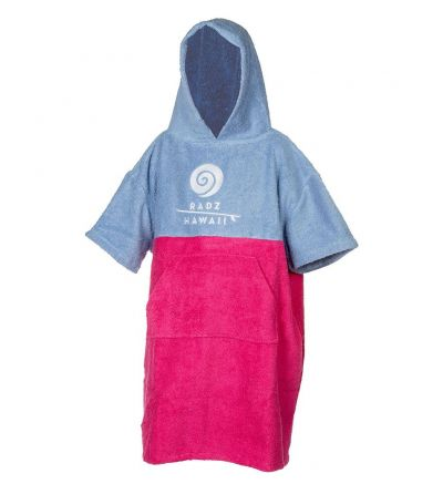 Dry Towel Kids (6 - 12 years old) LIGHT BLUE / DARK BLUE