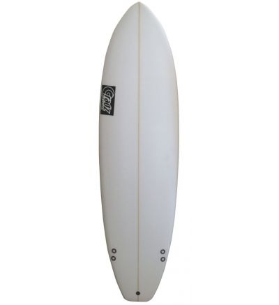 Surfboard Evolution 7'2''