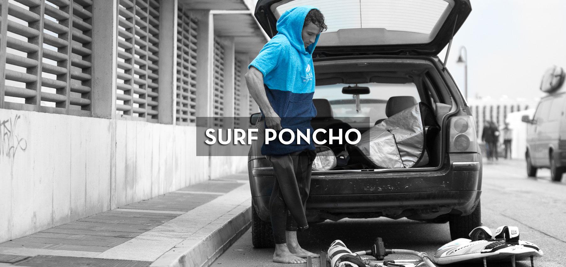 Surf Towel Poncho